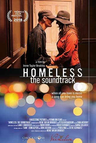 Chockstone Pictures   Homeless the Soundtrack
